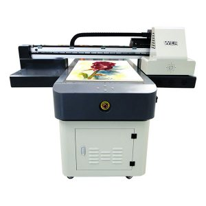 3D אריזה UV הדפסה מכונת נייר מתכת עץ pvc אריזה מכונת הדפסה