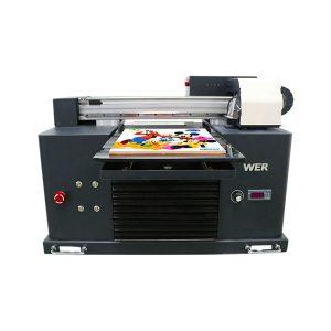 חם a3 dx5 ראש דיגיטליות חולצת uv שטוח מכונת הדפסה