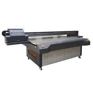 uv הוביל מדפסת שטוחה עבור זכוכית / אקריליק / הדפסה מכונת קרמיקה