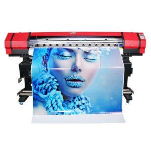 פורמט רחב 6 צבעים flexo באנר מדבקה ממס מדפסת הזרקת דיו