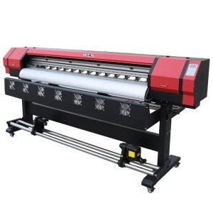 מכירת המפעל eco ממס מדפסת ויניל עבור הדפסה באנר