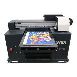 2019 חדש dx5 ראש שטוח מדפסת a3 גודל uv הוביל מכונת הדפסה