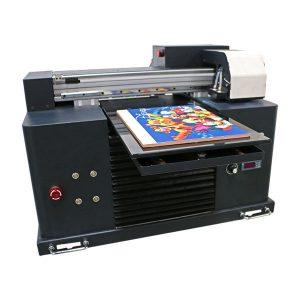מכונת הדפסה הזרקת דיו הוביל מדפסת UV שטוח a3 a4 גודל