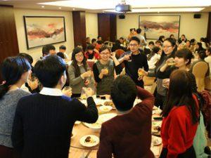 ארוחת ערב שנתית, 2015