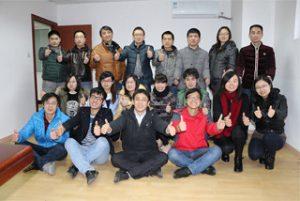 עובדי B2B במשרד הראשי, 2015 4