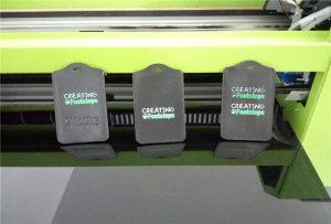 חתך שחור דפוס מדגם הדפסה על ידי WER-EP6090UV