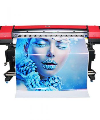 אקו Solvent מדפסת