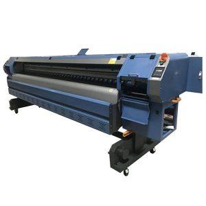 K3204I K3208I 3.2m ברזולוציה גבוהה חם למינציה מכונת הדפסה Flex