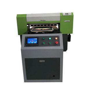הכי נמכרים חולצת טריקו טקסטיל שטוח מדפסת אקריליק הטקסטיל מכונת הדפסה שטוחה