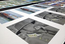 נייר צילום מודפס על ידי 1.8 מטר (6 רגל) eco ממס מדפסת WER-ES1802 2