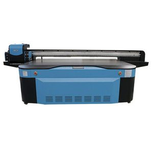 פורמט גדול דיגיטלי במהירות גבוהה שטוחה סין UV מדפסת להדפסה זכוכית
