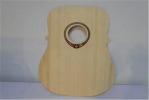 עץ גיטרה מדגם מ A2 גודל המדפסת UV-DD4290UV