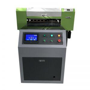 Pvc מדפסת בפורמט גדול בד מדפסת כדור גולף מכונת הדפסה WER-ED6090UV
